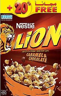 Nestle Lion Breakfast Cereal, 480g – Promo Pack