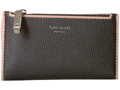 Kate Spade New York Sam Small Slim Bifold Wallet