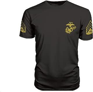 Sergeant of Marines Chevron Training T-Shirt