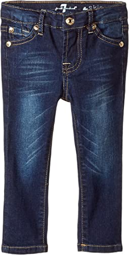 7 For All Mankind Kids - The Skinny Jean in Santiago Canyon (Infant)
