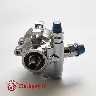 Power Steering Pump Remote Reservoir GM Type 2 Style Chrome