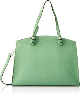 Oroton Women's Atlas Day Bag, Fern Green, One Size