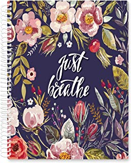 $27 » Tools4Wisdom Softcover Planner 2021-2022 - April 2021 to June 2022 Academic Year Calendar - 8.5 x 11 B&W Daily Planner Pag...