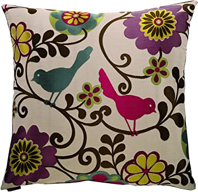 Canaan Company Lark Decorative Throw Pillow, Multicolor