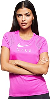 Nike Women's Run Short Sleeve Gx T-Shirt
