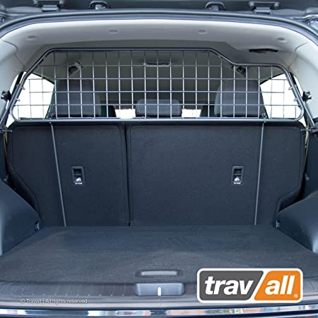 Travall Guard Hundegitter Tdg1493 Maßgeschneidertes Trenngitter In Original Qualität Auto