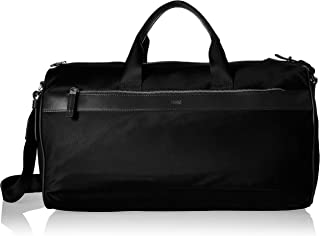 HUGO by Hugo Boss Men's Digital Light Holdall Weekender Bag