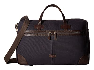 Scully Cambria Duffel (Brown/Navy) Duffel Bags