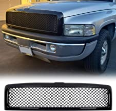 Hunter Premium Truck Accessories Stainless Steel Grille Grill Guard Fits 2009-2018 Dodge Ram 1500
