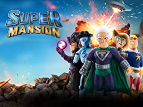 Supermansion - Season 02