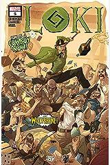Loki (2019) #5 (English Edition) Format Kindle
