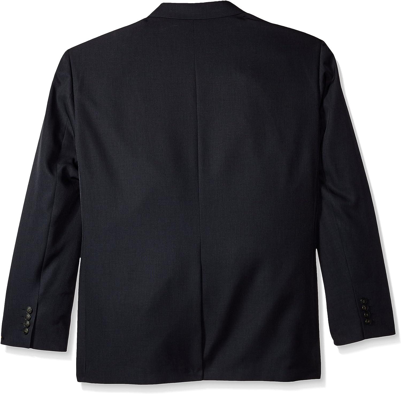 J.M. Haggar Men's Sharkskin Premium Classic-Fit Stretch Suit Separate Coat