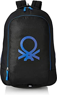 b7566cdff United Colors of Benetton 30 Ltrs Blue Casual Backpack (0IP6ECOBPBB3I)