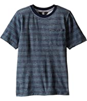 Volcom Kids - Alden Crew Knit Top (Toddler/Little Kids)