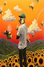Speaking Thought Album Poster Tyler, The Creator: Flower BOY 12x18 inch