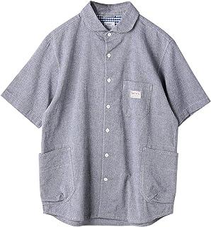 (コーエン) COEN SMITH別注ショールカラー半袖ワークシャツ(その他1?WEB限定カラー) 75156039012