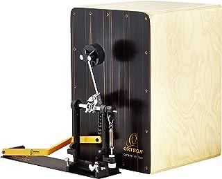 Ortega Guitars OSTBCJ-BU Stomp Box Cajon Bundle