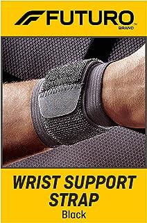 Futuro Sport Wrap Around Wrist Support, Moderate Support, Adjust to Fit