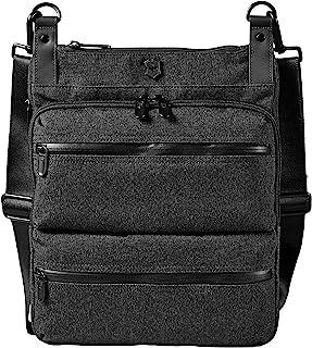 Victorinox Unisex Nylon 27 cms Navy Blue Messenger Bag (602838)