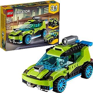 LEGO Creator Juego de Construcción Auto de Rally con Cohete