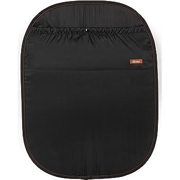 Diono Stuff 'n Scuff, Back Seat Protector, Black