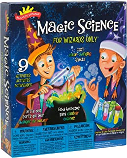 POOF-Slinky - Scientific Explorer Magic Science for Wizards Only Kit, (9) Activities, 0SA247