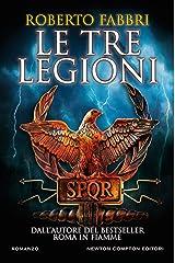 Le tre legioni Formato Kindle
