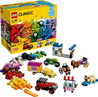 LEGO Classic Bricks on a Roll for age 4+ years old 10715