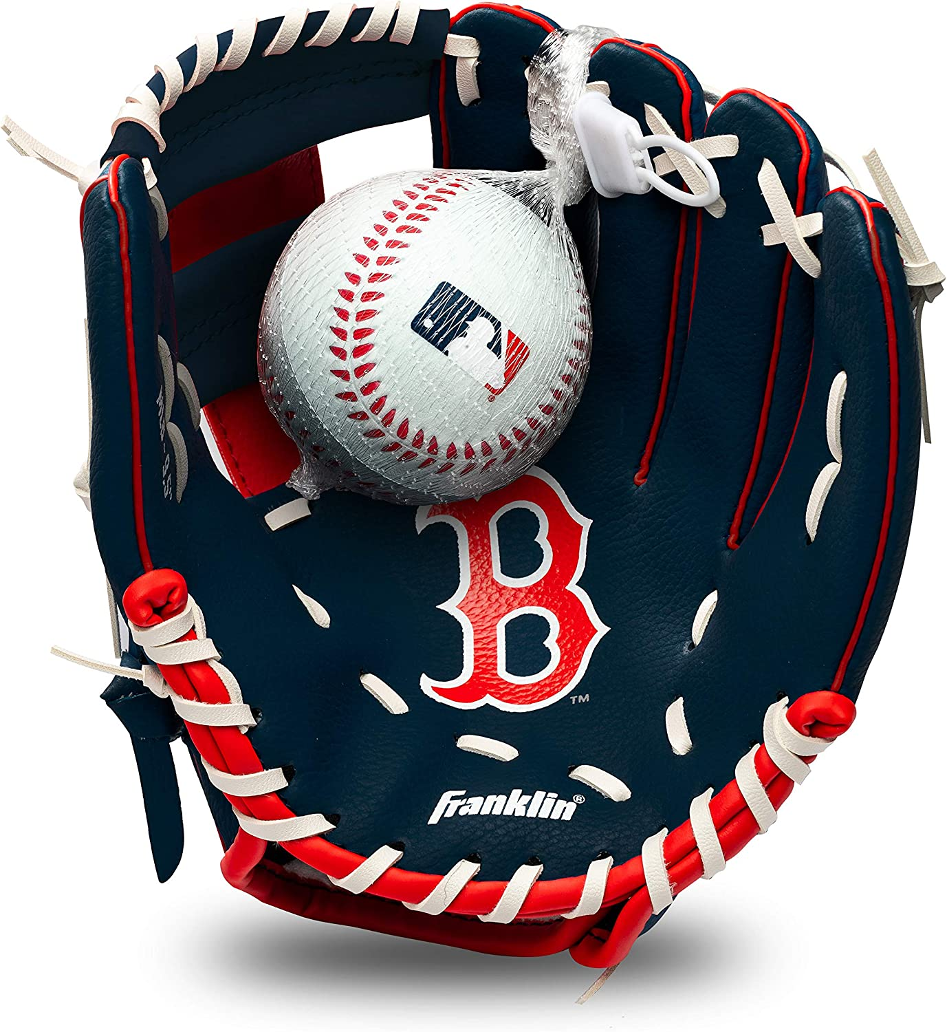 Franklin Sports MLB Youth Teeball Glove Base Kids and Ball - Super beauty product restock quality top! Set 35% OFF