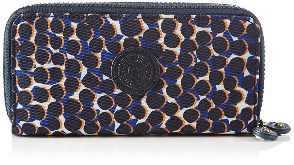 懸念恐ろしいですプール(Multicolour (Graph Animal Pr)) - Kipling Women's Uzario Wallet