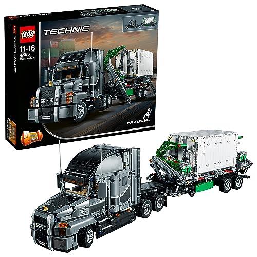 LEGO Technic 42078 - Mack Anthem, Konstruktionsspielzeug