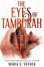 The Eyes of Tamburah (Archives of the Invisible Sword Book 1)