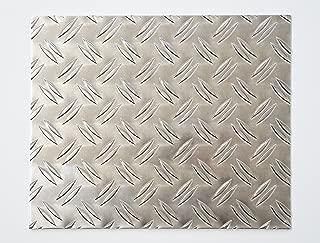 bestell-dein-Blech - Chapa estriada (grosor de 2,5/4,0 mm,