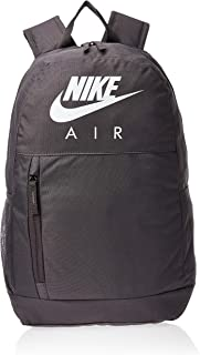 Nike Unisex-Child Backpack, Grey/White - Ba6032-082