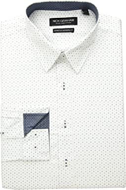 Diamond Geo Dress Shirt