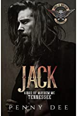 Jack (The Kings of Mayhem MC TENNESSEE series, book 1) Kindle Edition
