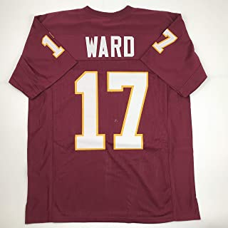 Unsigned Charlie Ward Florida State Maroon Custom Stitched College Football Jersey Size Men's XL New No Brands/Logos