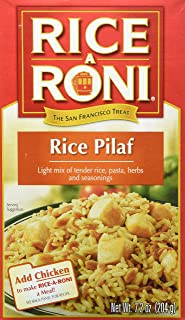 Rice-A-Roni RICE PILAF 7.2oz (2 pack)