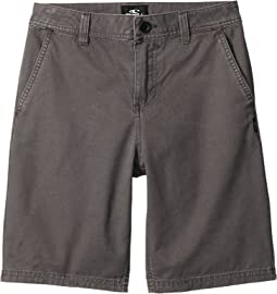 O'Neill Kids Jay Chino Shorts (Big Kids)