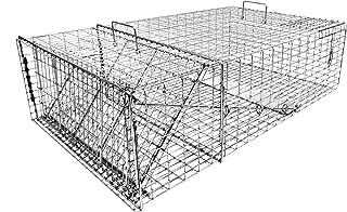 Tomahawk Model 404R Rigid Turtle Trap for up to 100 lb Turtles 40x24x11