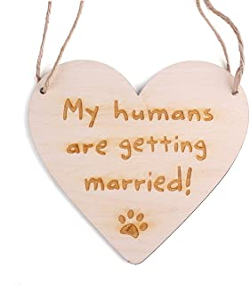 our humans are getting married