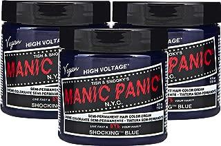 manic panic blue steel toner