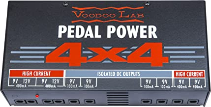 Voodoo Lab Pedal Power 4X4 Isolated Power Supply