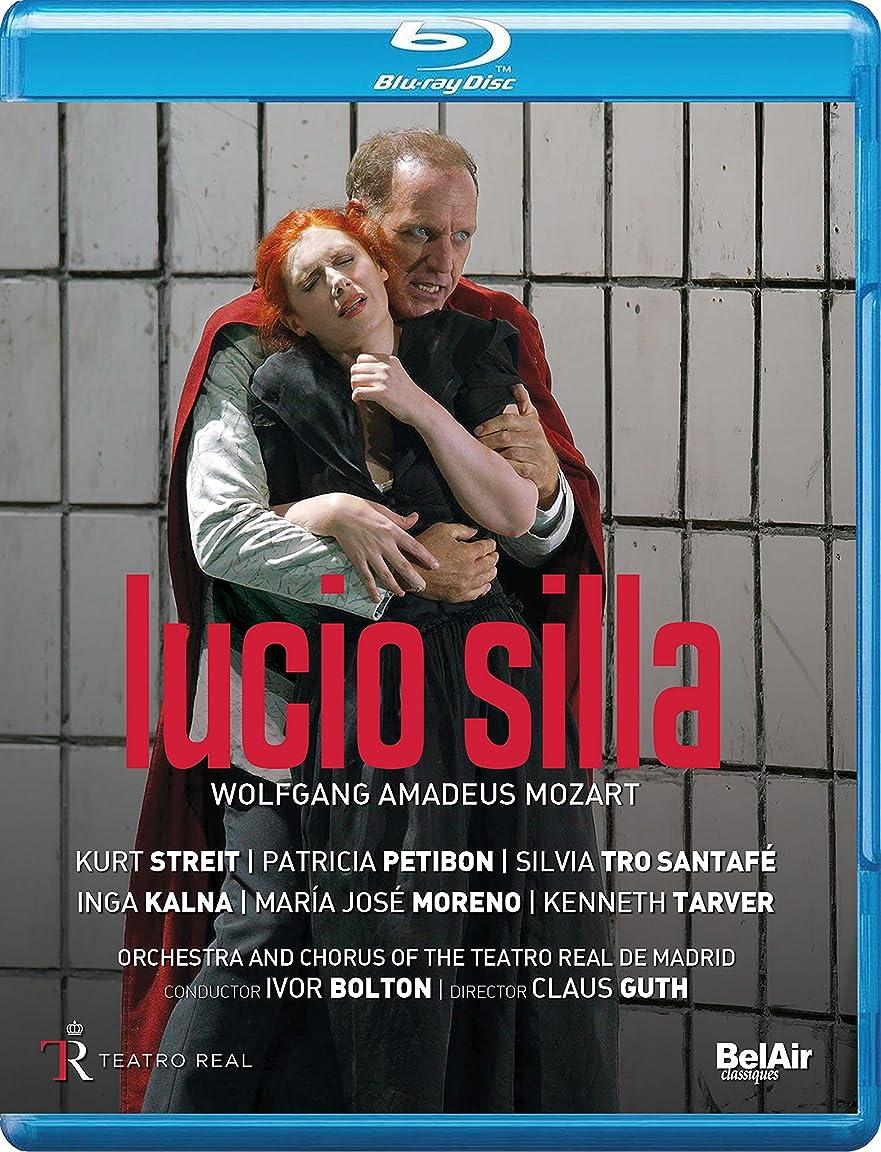 ストローク発表緊張するモーツァルト:歌劇《ルーチョ?シッラ》(Blu-ray Disc)