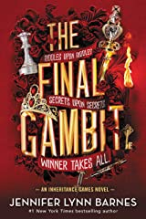 The Final Gambit (The Inheritance Games Book 3) Kindle Edition