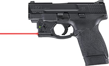 Viridian Reactor 5 Gen 1 - Red Laser Sight Pistol Handgun, Tactical Red Laser, ECR Instant On Technology Holster