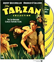 The Tarzan Collection Starring Johnny Weissmuller: (Tarzan the Ape Man / Escapes / and His Mate / Finds a Son / Secret Treasure /and more)