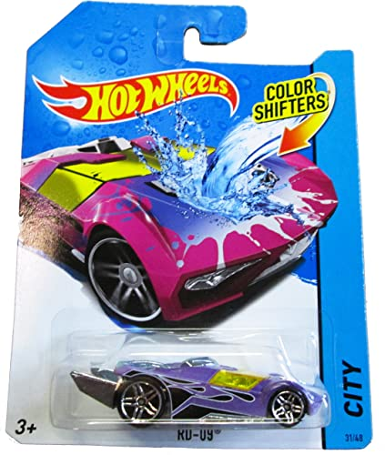 Hot Wheels City Farbe Shifürs 31 48 rd-09  Mattel