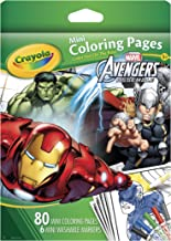Best coloring pages marvel characters Reviews