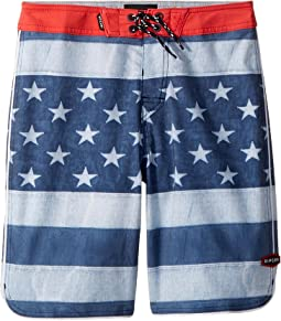 Admiral Boardshorts (Big Kids)